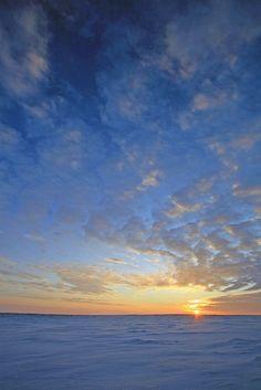 Cold Horizon, North Dakota