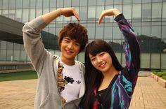 Bae Su Ji (Suzy) and min ho