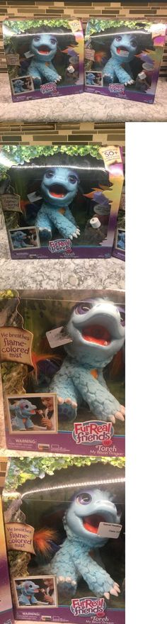 FurReal Friends 38288: Two Furreal Friends Torch My Blazin Dragon New In Box Hasbro Factory Sealed -> BUY IT NOW ONLY: $90 on eBay!