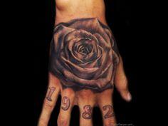 Rose Vine Tattoos For Men Rose tattoos for men mens