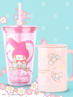 #MyMelody refreshments all day long!