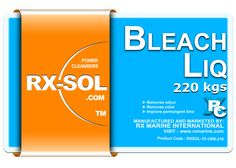 Bleach liquid  is also referred to as Chlorox or Dixichlor, is the trade name for Sodium Hypochlorite solution (11-13%) and is a strong oxidizer. Bleach substitute is also an oxidizer .