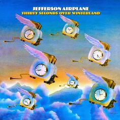 JEFFERSON AIRPLANE - Thirty Seconds Over Winterland collector's information on this vintage and rare vinyl record album Jon Lord, Peter Tosh, Mick Ronson, Steve Winwood, Peter Frampton, Grace Slick, Carly Simon, Ronnie Wood, Simon Garfunkel