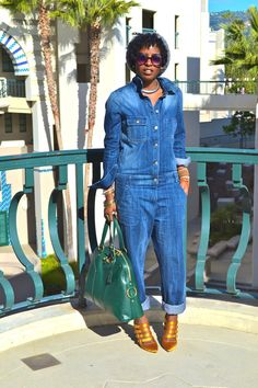 JCrew Denim jumpsuit - must add to wardrobe