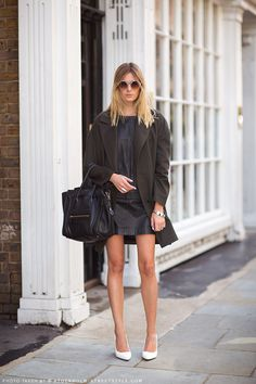 Camille ( Coats & Leather Dresses )