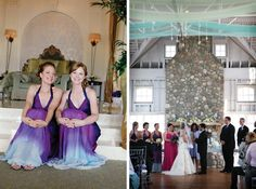 Susan Savini weds Antonio Padron at Mallard Island Yacht Club on LBI • Bridesmaid dresses: BCBG from Bloomingdale's, King of Prussia, PA, 610-337-6300; bloomingdales.com • New Jersey Bride Real Weddings