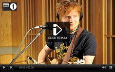 Ed Sheeran - BBC Radio 1 Live Lounge