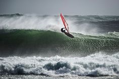 Red Bull Storm Chase Mission #2 to Tasmania - Windsurfing's Most Challenging Contest