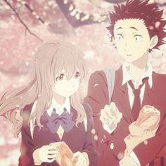 A silent voice - All Anime, Manga Anime, Anime Art, Otaku, Koe No Katachi Anime, A Silence Voice, A Silent Voice Anime, Kyoto Animation, Fanart