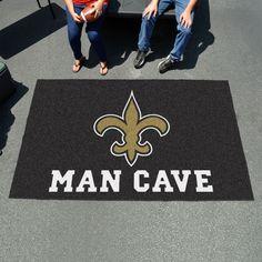 New Orleans Saints Man Cave Ulti-Mat