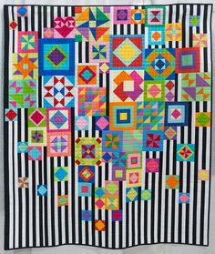 Modern Quilting Gallery | Gypsy Wife by Catherine Mosely, 2014