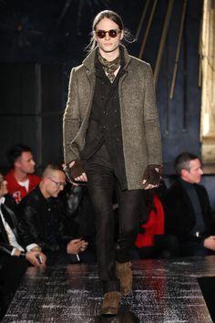 John Varvatos Fall 2017 Menswear Fashion Show