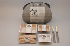 Chop Chop - Chinese Takeaway for Two on Behance