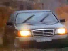 1991 Mercedes-Benz S-Class W140 promotional clip