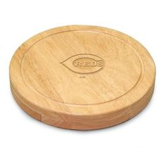 Cincinnati Reds Wood Cutting Board