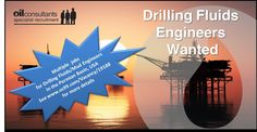 Multiple jobs for Drilling Fluids/Mud Engineers in the Permian Basin, USA. www.oc99.com/vacancy/19188