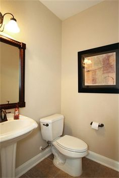 Powder room. #ForSale