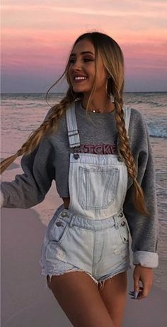 Summer Fashion For Teens, Summer Outfits For Teens, Teen Girl Outfits, Spring Outfits, Winter Outfits, Really Cute Outfits, Pretty Outfits, Vacation Outfits, Disney Outfits