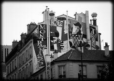Montparnasse, Paris (L. McPhee)