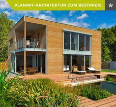 designhaus alpenchic einfamilienhaus von baufritz hausxxl modern landhaus designer. Black Bedroom Furniture Sets. Home Design Ideas