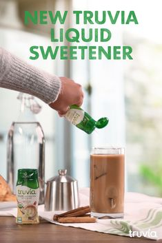 You never know where today's going to take you. So bring along the NEW Truvia Calorie-Free Organic Liquid Sweeteners, 😊 and squeeze in a little sweetness when you need it. Proper Nutrition, Nutrition Tips, Banana Nutrition, Avocado Nutrition, Arbonne Nutrition, Pasta Nutrition, Universal Nutrition, Nutrition Classes, Complete Nutrition