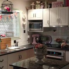 shabby chic kitchen ideas | Our shabby chic kitchen
