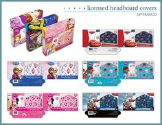 Packaging on Behance Xmas Crafts, Paper Crafts, Diy Crafts, Headboard Cover, Barbie Miniatures, Mini Craft, Happy Birthday Banners, Toy Boxes, Diy For Kids