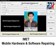 RDA IMEI Tool Latest Version http://ift.tt/2pdQ73R http://ift.tt/2pvF8Gg Mobile Software RDA CPU  Download RDA IMEI Tool Latest Version  Download RDA IMEI Tool Latest Version RDA IMEI Tool Download Link RDA IMEI Tool Latest Version DownloadRDA IMEI Tool is a small application which allows you to flash IMEI on any RDA Chipset based Smartphone and Tablets. Here on this page we have managed to share the latest version of RDA IMEI Tool along with the previous versions.  Features of RDA IMEI Tool…