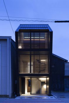 Gallery of Nest / APOLLO Architects - 1 & 337 best Architecture-Minimalist residence images on Pinterest ...