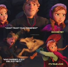 Image uploaded by Daily Disney Scenes. Find images and videos about disney, frozen and elsa on We Heart It - the app to get lost in what you love. Disney Nerd, Arte Disney, Disney Love, Disney Magic, Disney Frozen, Anna Frozen, Frozen Pics, Film Frozen, Frozen 2013