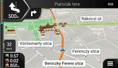 iGO Navigation SzülinApp – képernyőkép indexképe