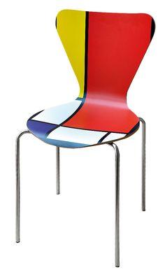 Mondrian, Creativando