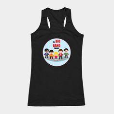 99e7bf38b7d108 The Big Bang Theory Women s Tank Top by CafePress -  24.00