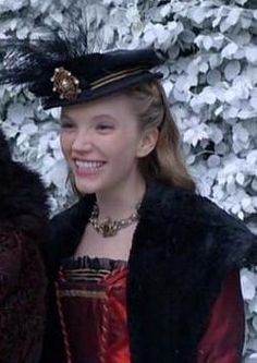 Tamzin Merchant / Catherine Howard The Tudors
