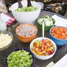 Recipe: Rainbow Salad