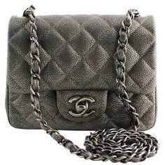 6dad7f0cc3b9 Chanel Flap Mini Shoulder Bag Chanel Mini Square