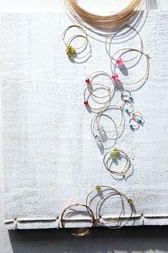 American Gems, Martha Stewart Living – March Issue #Jewelry #Crafts