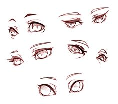 Art help and stuff Trendy Eye Reference Sketching Ideas Drawing Techniques, Drawing Tips, Drawing Ideas, Drawing Expressions, Poses References, Drawing Base, Cute Eyes Drawing, Realistic Eye Drawing, Art Drawings Sketches