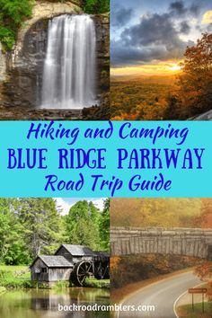 7 Fabulous Things to do on the Blue Ridge Parkway Are you ready for a Blue Ridge Parkway road trip? Here are some of our favorite things to do on the Blue Ridge Parkway, including camping, hiking, waterfalls, and much more. Us Road Trip, Road Trip Hacks, Linville Falls, Craggy Gardens, Summit View, Mountain Sunset, North Carolina Mountains, Smoky Mountain National Park, Blue Ridge Mountains