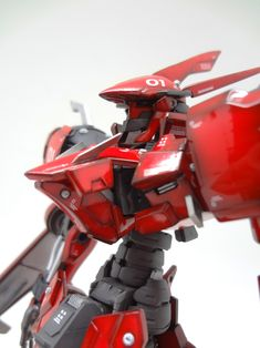 Custom Build: 1/100 Grimgerde - Gundam Kits Collection News and Reviews