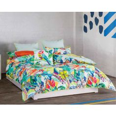 Kishi Quilt Cover Set by Kas