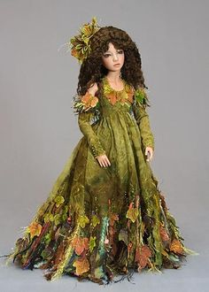 Mother Nature by Martha Boers on an Iplehouse bjd.