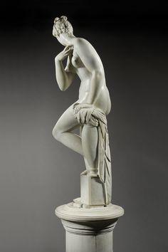 A Fine Marble Statue of the Grotticella Venus