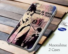 Audrey Hepburn Collage Case for iPhone 4/4S by Moonshine2Case, $13.99