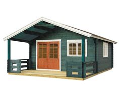Dreamcatcher Prefab Wooden Cabin Kit For Sale From bzbcabinsandoutdoors.net Solid wood cabin kits for, hunting, fishing,camping, guesthouse or garden cabin.
