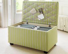 Home-Dzine - Make an upholstered ottoman