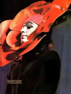 Peter Gabriel, Genesis: a flower?