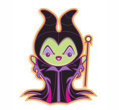 The scariest Disney villain...now in pocket size.