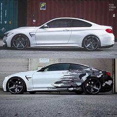 Voiture de luxe BMW Audi Ferrari Lamborghini Buggatti - New Ideas Lamborghini, Ferrari, Bmw Sport, Sport Cars, Audi Cars, Audi Tt, Mercedes Benz, Supercars, Vinyl Wrap Car