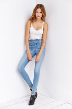 BDG Seamed High-Rise Jean - Jacques $39